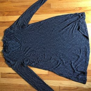 American Eagle T-Shirt Dress with Mock Neck!